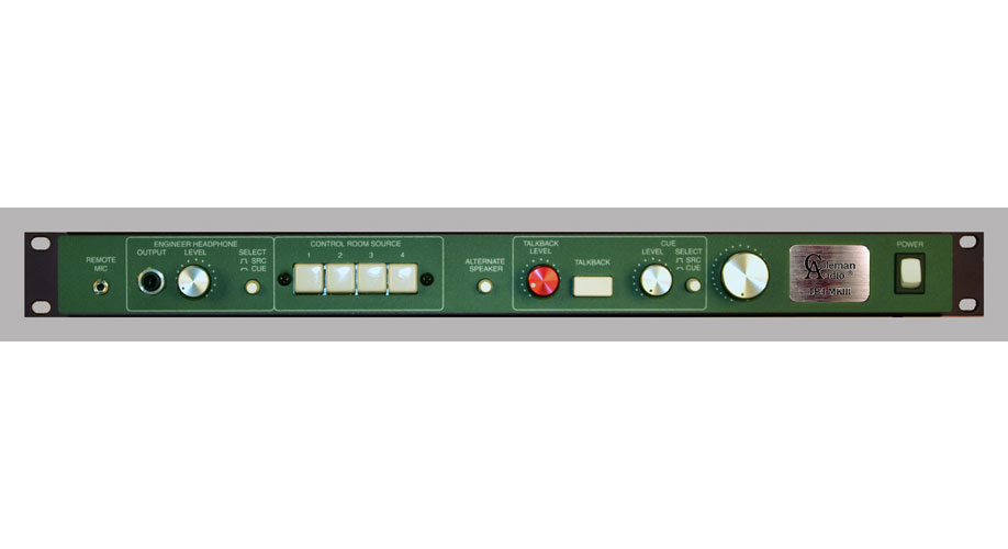 Coleman Audio TB4 MK2 Monitoring System