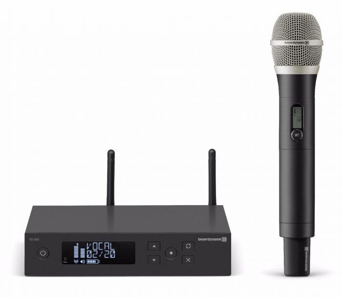 Beyerdynamic Microphones