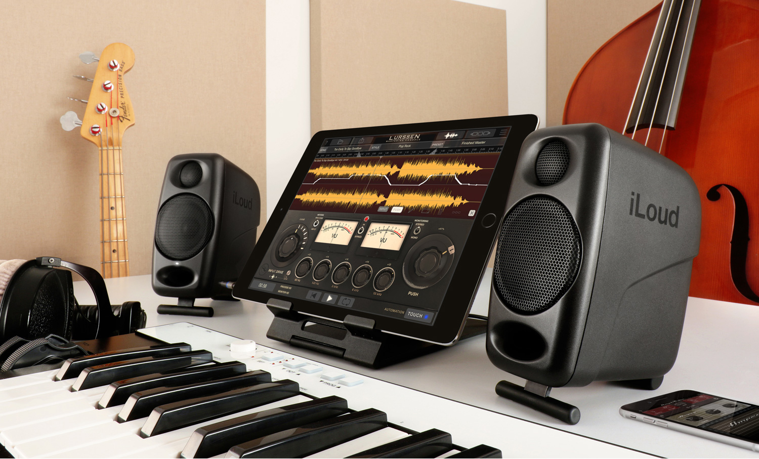 Ik Multimedia Monitors